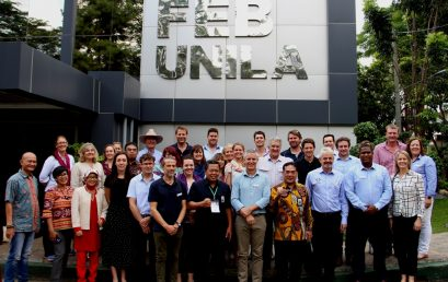 Australian Rural Leadership Program Goes to FEB Unila