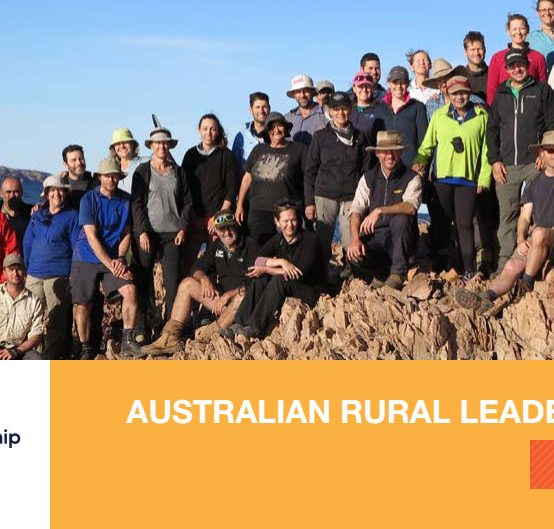 FEB Unila Held Australian Rural Leadership Program 2017-18