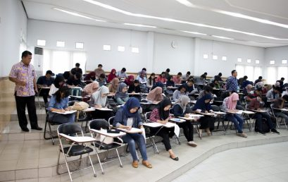 FEB Hold a TOEFL Test
