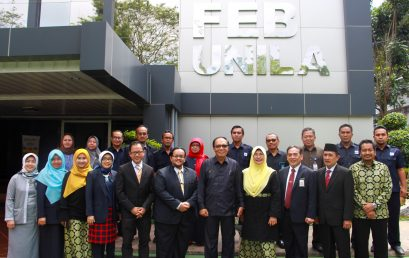 FEB Unila,  The University Technology MARA Malaysia Signs MoU
