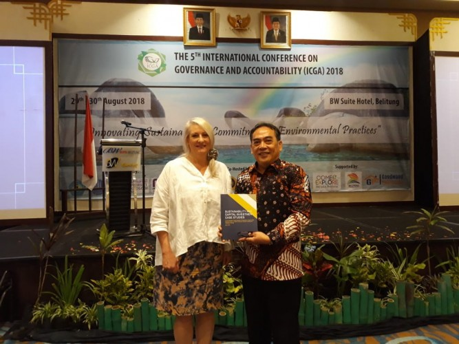 FEB Tuan Rumah Internasional Conference