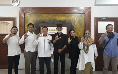 Dean of FEB Unila Collaborates with the Lampung UMKM Association for Coaching of UMKM