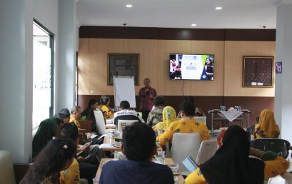 FEB Unila Conducts Entrepreneurship Workshop