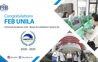 All Study Programs at FEB Unila Achieve Abest21 International Accreditation